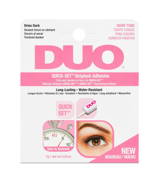 DUO DUO - Quick-Set Lash Adhesive Wimperlijm - Dark