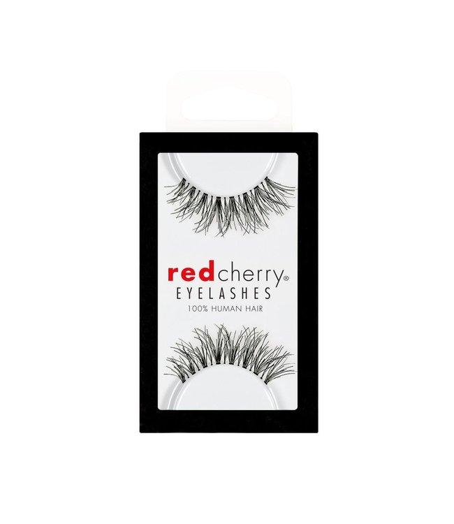 Red Cherry Eyelashes Red Cherry Eyelashes - Wispy