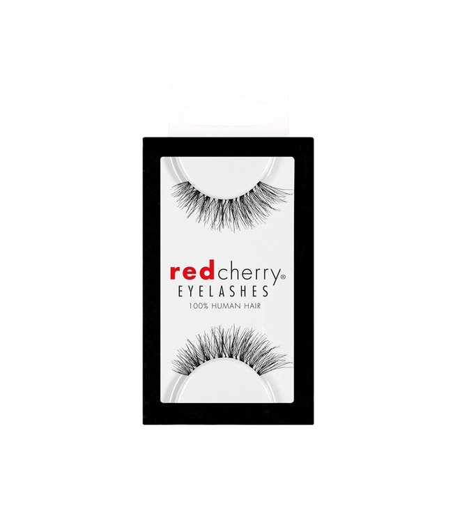 Red Cherry Eyelashes Red Cherry Eyelashes - Au Naturel