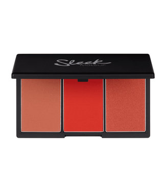 Sleek MakeUP Sleek MakeUP - Blush by 3 Palette Flame