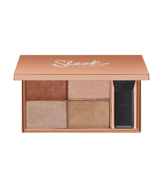 Sleek MakeUP Sleek MakeUP - Highlighter Palette Copperplate