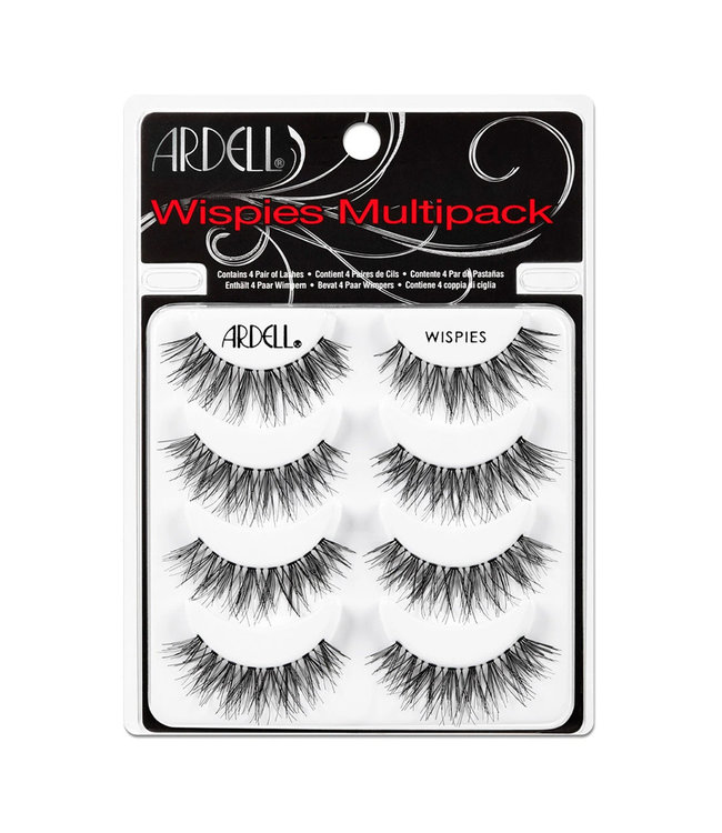 Ardell Ardell - Wispies Multipack  4 Pairs