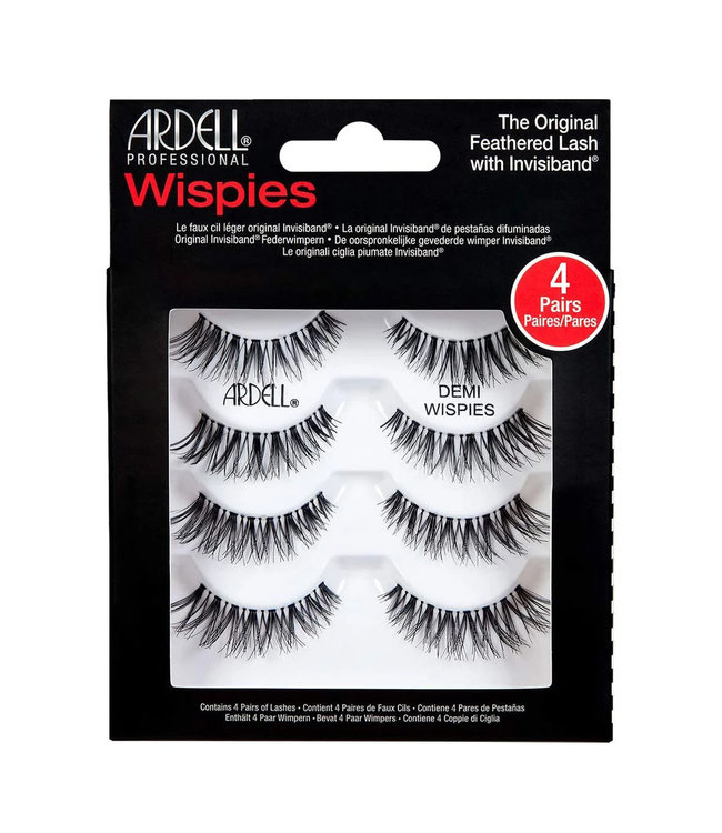 Ardell Ardell - Demi Wispies Multipack 4 Pairs
