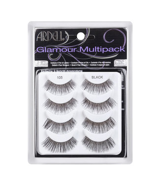 Ardell Ardell - Natural Lashes 105 Multipack