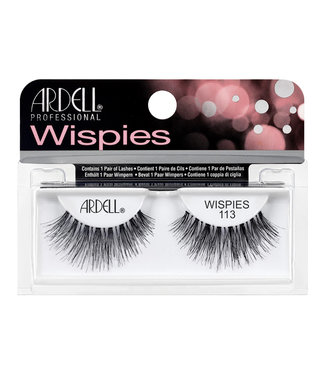 Ardell Ardell - Invisiband Lashes 113 - Black