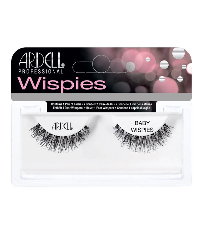 Ardell Ardell - Invisiband Lashes Baby Wispies - Black