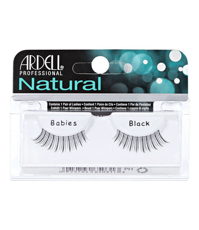 Ardell Ardell - Invisiband Lashes Babies - Black
