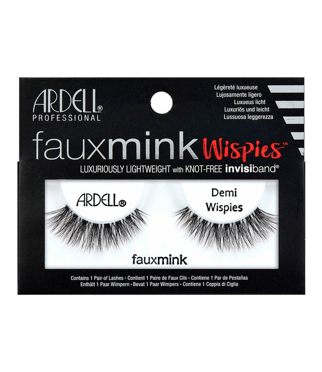 Ardell Ardell - Faux Mink Lashes Demi Wispies