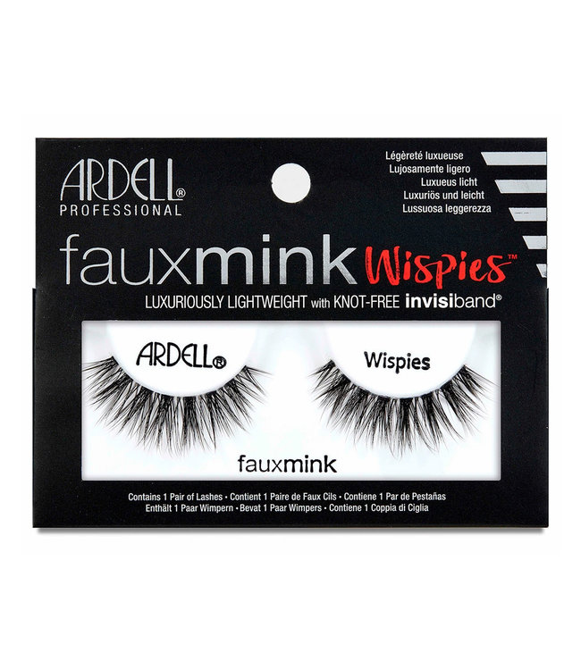 Ardell Ardell - Faux Mink Lashes Wispies