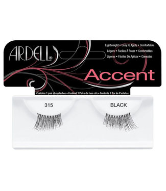 Ardell Ardell - Accent Lashes 315 - Black