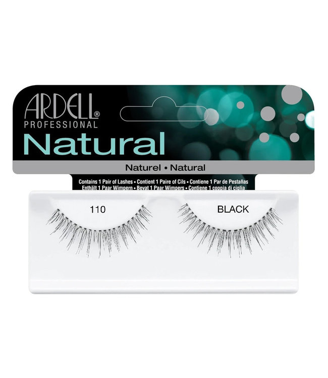 Ardell Ardell - Natural Lashes 110 - Black