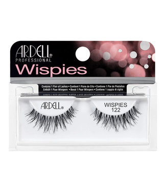 Ardell Ardell - Invisiband Lashes 122 - Black