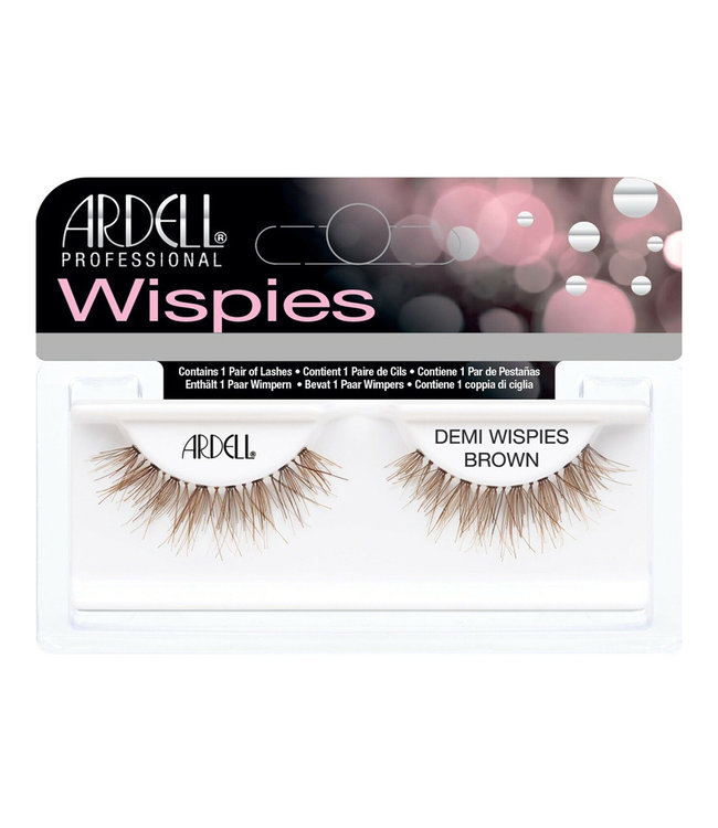 Ardell Ardell - Invisiband Lashes Demi Wispies - Brown