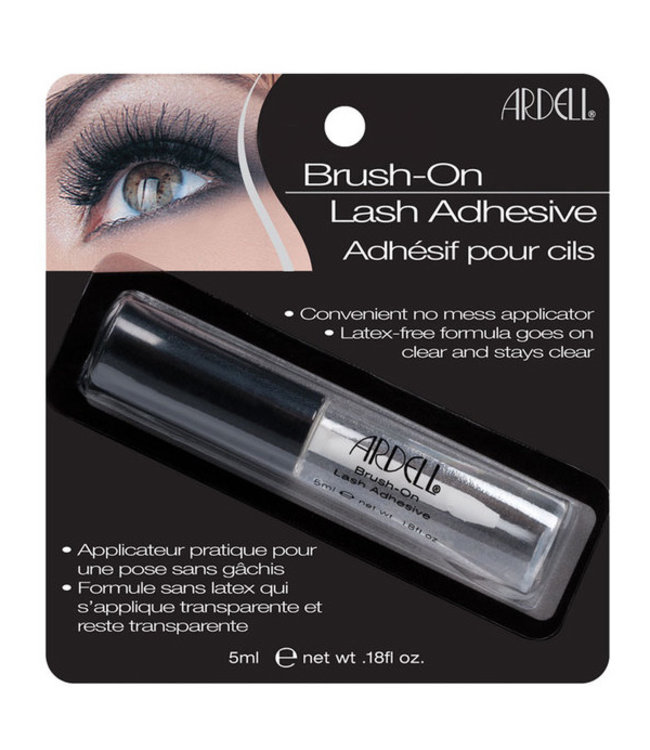 Ardell Ardell - Brush-on Striplash Adhesive - Clear