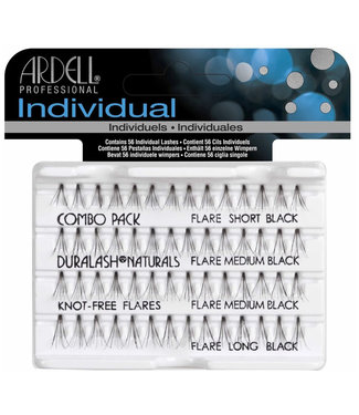 Ardell Ardell - Individual Lashes Combo - Black
