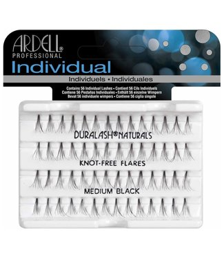 Ardell Ardell - Duralash Naturals Individual Lashes Medium - Black