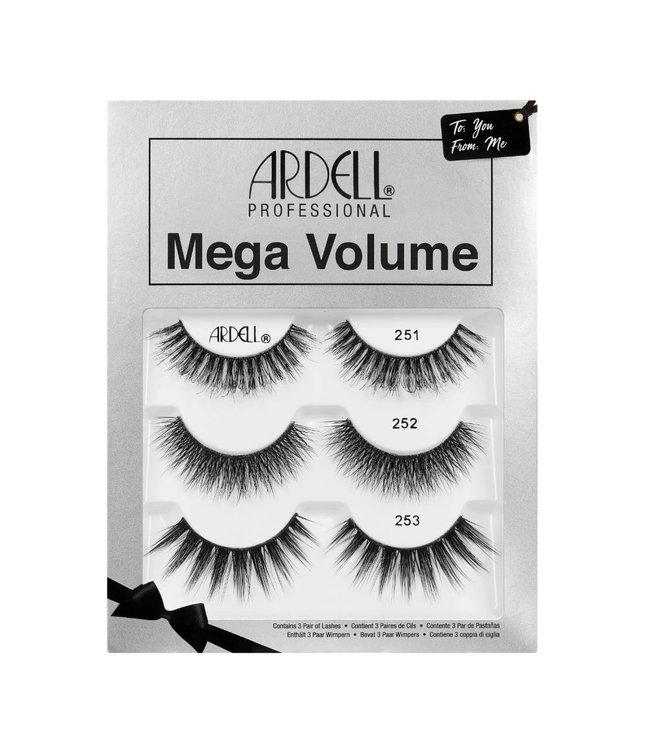 Ardell Ardell - Mega Volume Variety 3 Pack