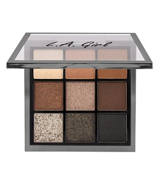 LA Girl LA Girl - Keep It Playful Eyeshadow Palette Downplay