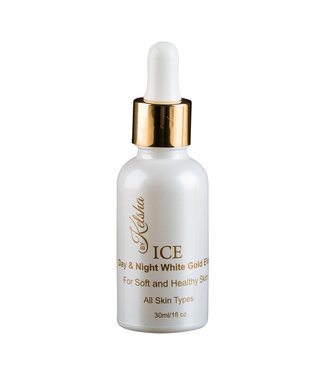 By Kelsha By Kelsha - ICE Day & Night White Gold Moisturizer