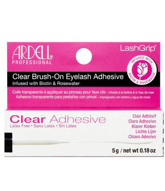 Ardell Ardell - Lash Grip Brush-On Lash Adhesive Wimperlijm - Clear