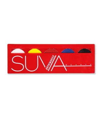SUVA Beauty SUVA Beauty - Hydra FX UV Primaries Palette