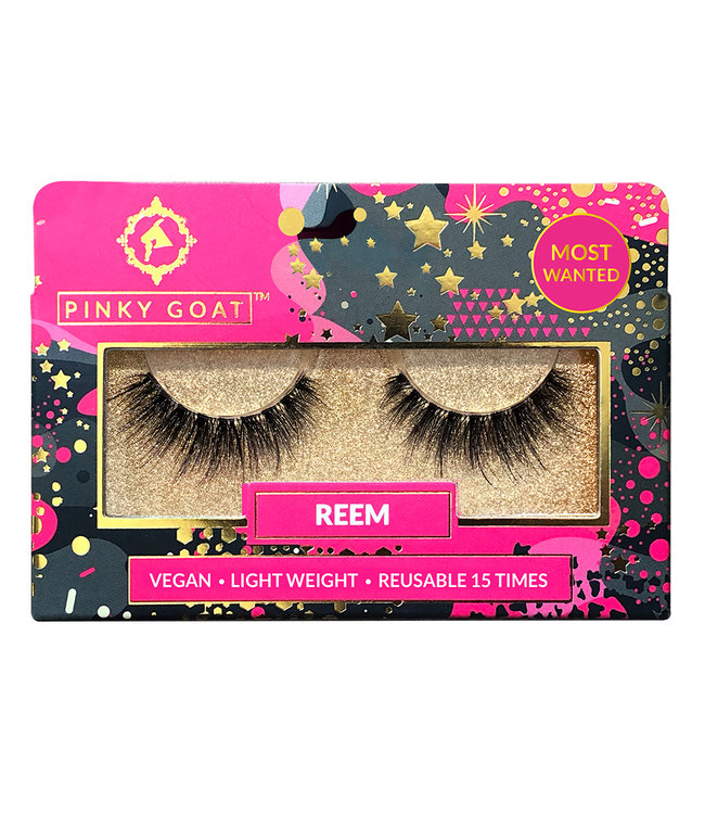 Pinky Goat Pinky Goat - Party Lashes Reem