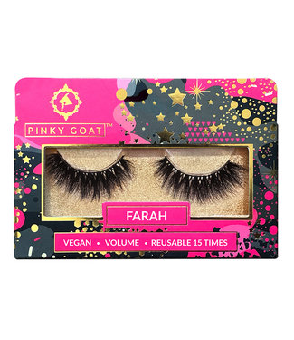 Pinky Goat Pinky Goat - Party Lashes Farah