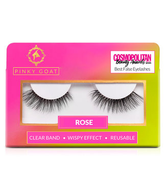 Pinky Goat Pinky Goat - Neon Lashes Rose