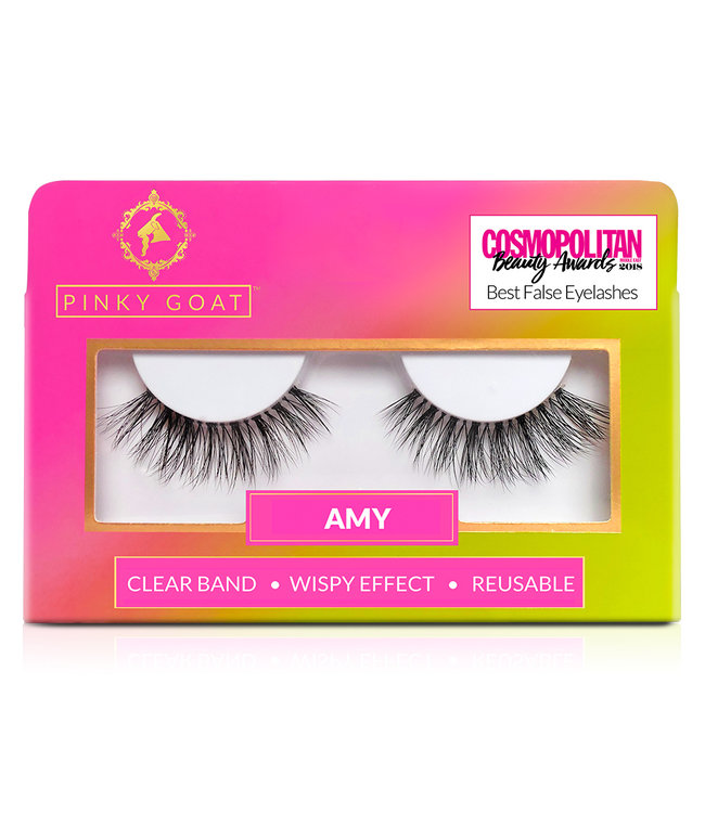 Pinky Goat Pinky Goat - Neon Lashes Amy