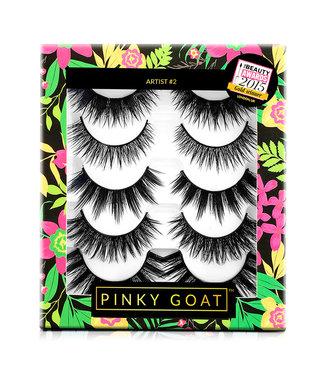 Pinky Goat Pinky Goat - Lash Pack Artist 2