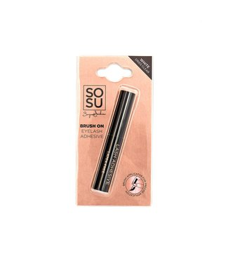 SOSU by Suzanne Jackson SOSU by SJ - Brush On Eyelash Adhesive White