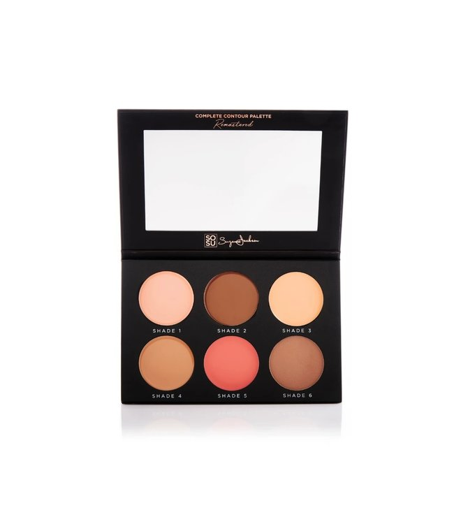 SOSU by Suzanne Jackson SOSU by SJ - Complete Contour Palette Remastered