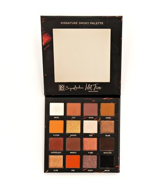 SOSU by Suzanne Jackson SOSU by SJ - Hot Fire Eyeshadow Palette
