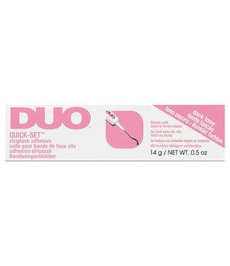 DUO DUO - Quick-Set Lash Adhesive XL Wimperlijm - Dark - 14g