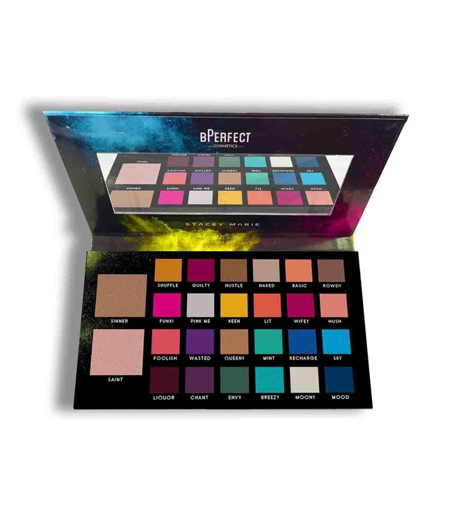BPerfect Cosmetics BPerfect Cosmetics - Stacey Marie Carnival Palette