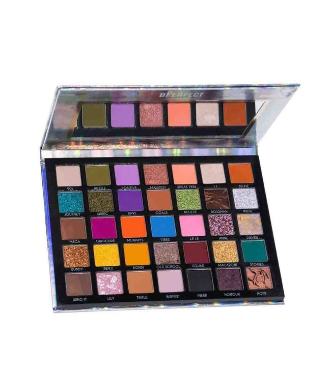 BPerfect Cosmetics BPerfect Cosmetics - Manifest Dream Big Palette