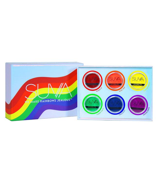 SUVA Beauty SUVA Beauty - We Make Rainbows Jealous UV Hydra FX Collection