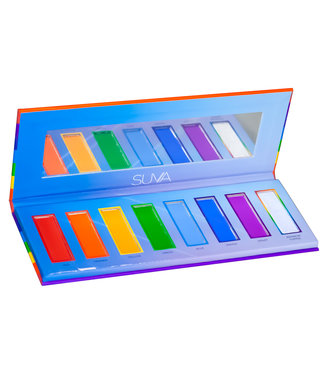 SUVA Beauty SUVA Beauty - We Make Rainbows Jealous Palette