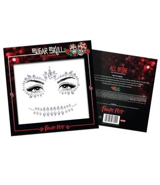 PaintGlow PaintGlow - Face Jewel Sugar Skull