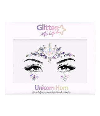 PaintGlow PaintGlow - Glitter Me Up Face Jewel Unicorn Horn