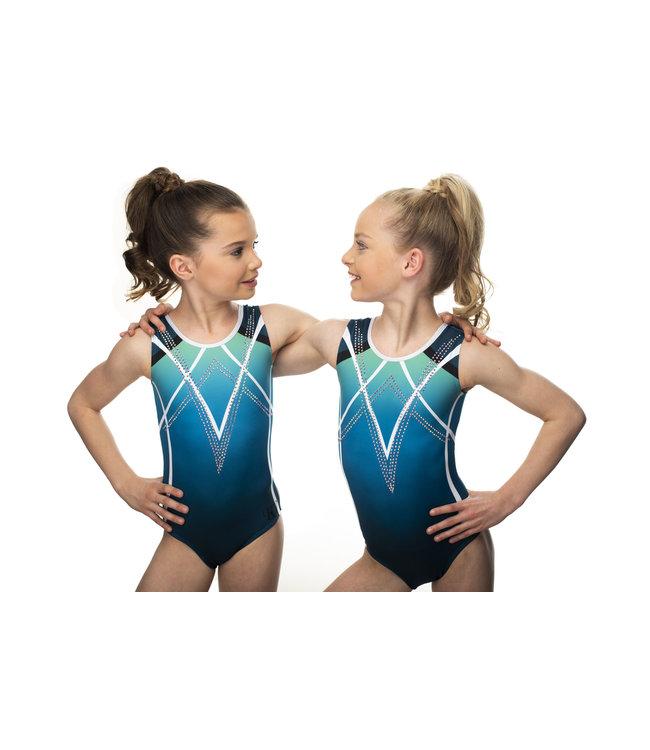"KV Gymnastics Wear Turnpakje ""Tess"""