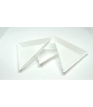 Plastic rhinestone tray