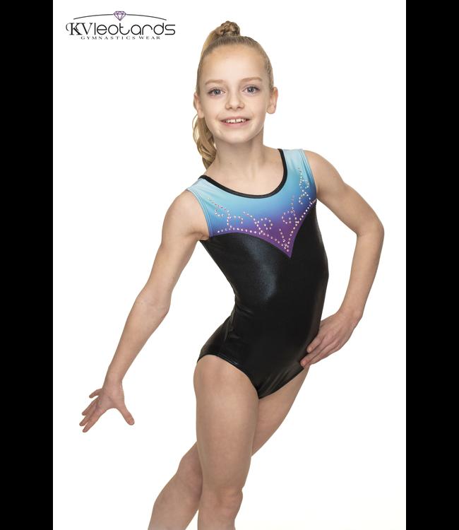 "KV Gymnastics Wear Leotard ""Hailey"""