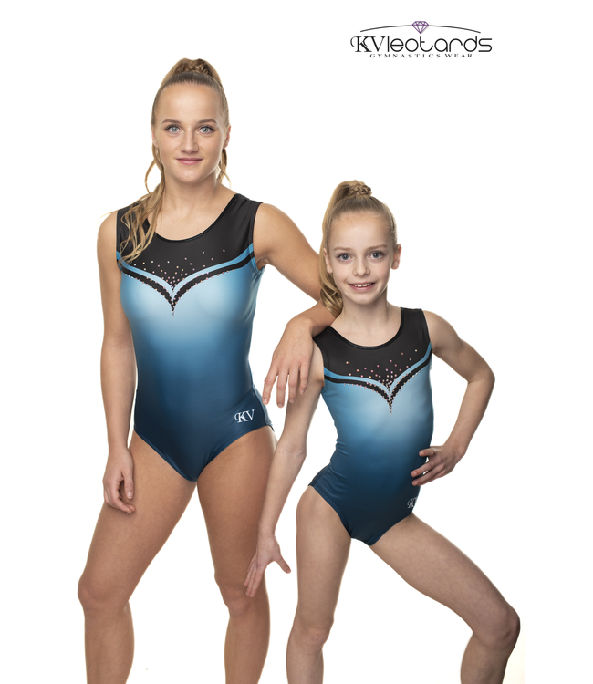 "KV Gymnastics Wear Leotard ""Kiara"""