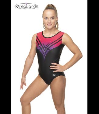 """KV Gymnastics Wear Turnpakje """"Chloe"""" Roze"""