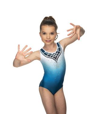 "KV Gymnastics Wear Leotard ""Grace"" Mint"