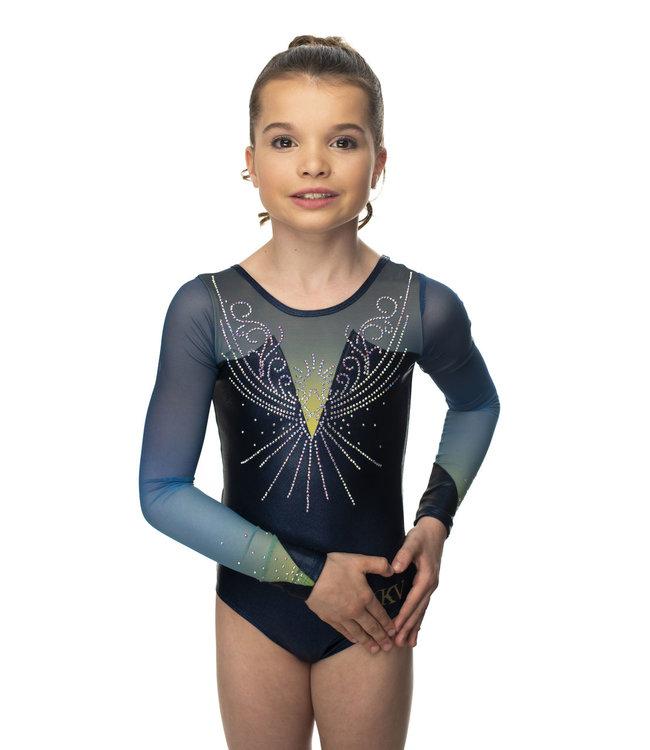 "KV Gymnastics Wear Leotard ""Zoey"""