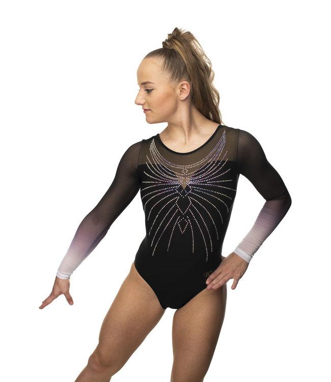 "KV Gymnastics Wear Leotard ""Julia"""