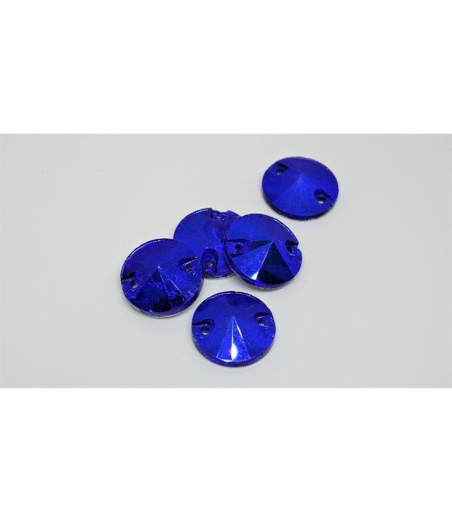 KV Premium Naaistenen Rivoli Cobalt Blue