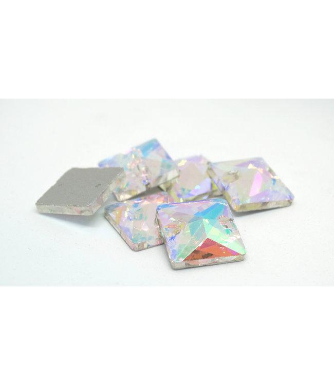 KV Premium Naaistenen Square Crystal AB